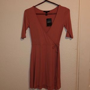 Pink Knit Dress Forever 21